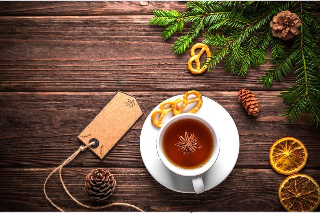 キャメロニアン紅茶背景