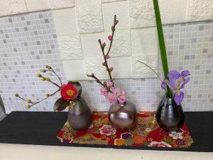 シンプルでかわいい植木鉢
