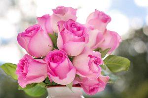 母の日プレゼント薔薇