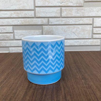 丸型小さいサイズ陶器製植木鉢鉢植え人気の柄インテリアグッツ